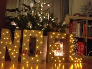 Noël en carton